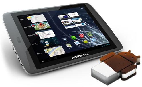 numericable offre une tablette archos 80 g9 ses nouveaux abonn s. Black Bedroom Furniture Sets. Home Design Ideas