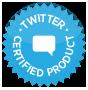 Logo Certification Twitter