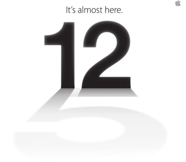 iPhone 5 Teaser