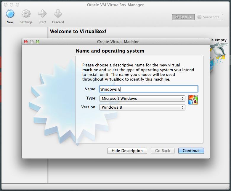 Les ajouts d'invités virtualbox ne sont pas installés
