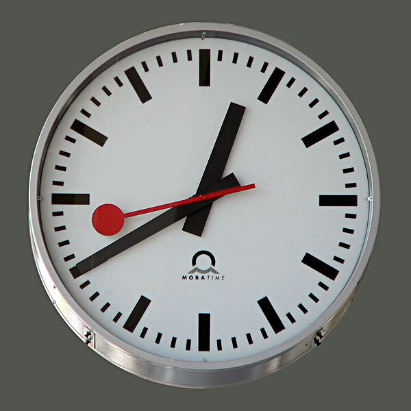 ios6 horloge cff sbb