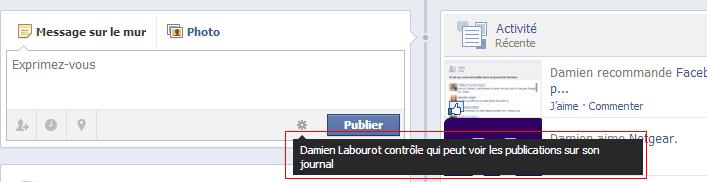 Facebook Bug Détails