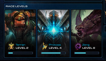 Starcraft 2 Niveaux