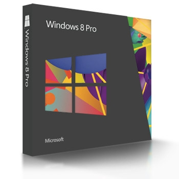Windows 8 Pro boite