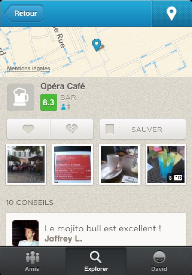 Foursquare Explorer 5.3.3