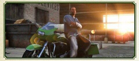 GTA V Personnages