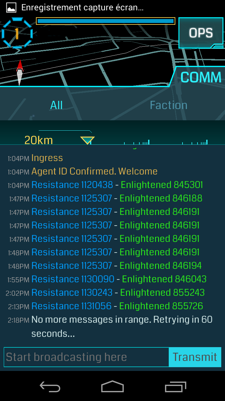 Google Ingress