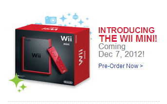 Wii Mini Rouge Best Buy