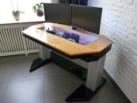 cooler master case mod competition 2012 six r alisations d couvrir. Black Bedroom Furniture Sets. Home Design Ideas