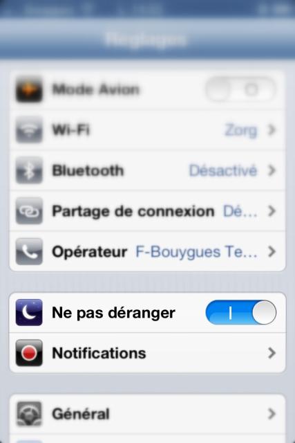 Apple le bug ne pas d ranger d 39 ios 6 durera jusqu 39 au - Comment ne plus recevoir de coup de telephone publicitaire ...