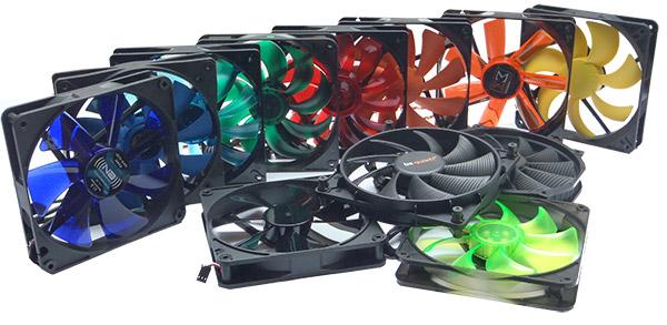 Hardware.fr ventilateurs 140 mm