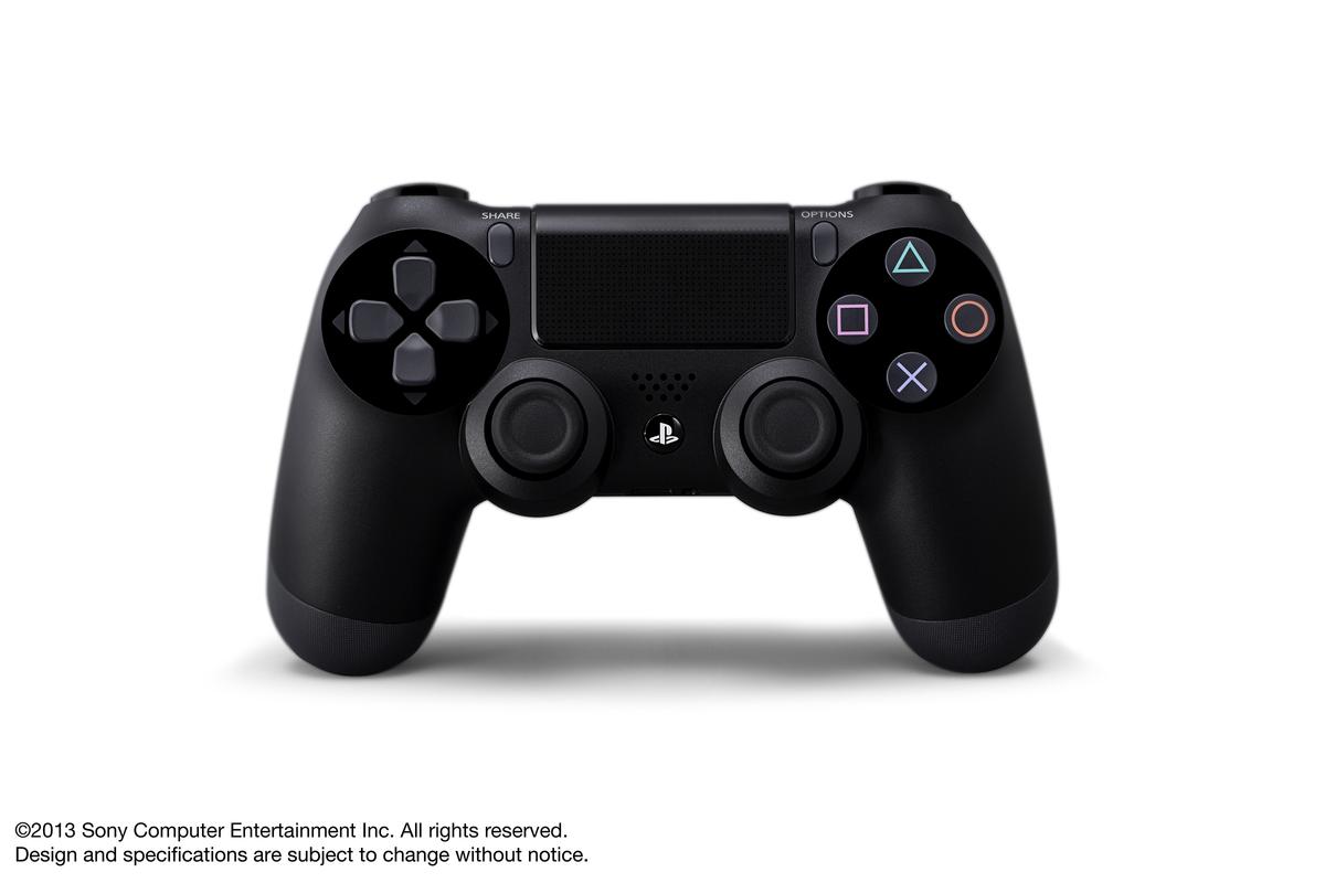 news  la manette playstation sera compatible pc au lancement