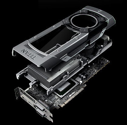 GeForce GTX Titan NVIDIA