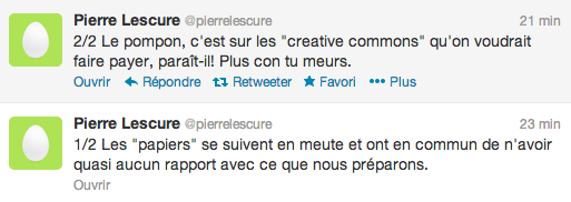 lescure tweet