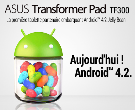 Android 4.2 TF300T
