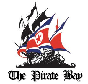 The Pirate Bay Corée du Nord