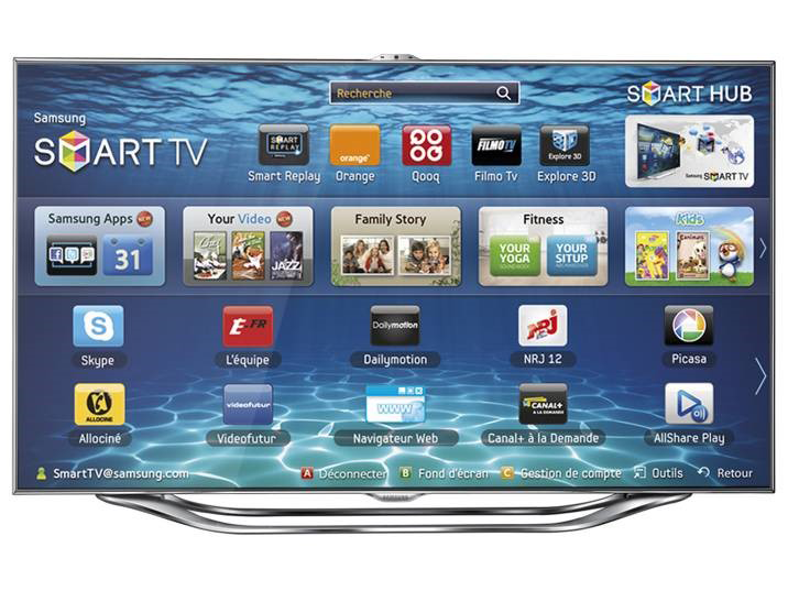 la tv d 39 orange renforc e sur les smart tv samsung avec ocs et bein sport. Black Bedroom Furniture Sets. Home Design Ideas