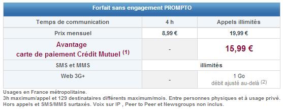 Prompto Credit Mutuel