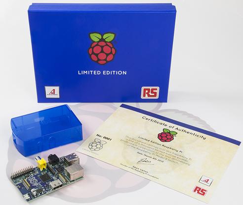 Raspberry Pi Edition limitée