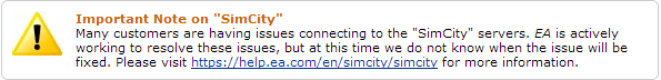 Amazon SimCity
