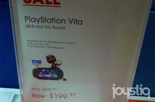 PS Vita 3G 199 $