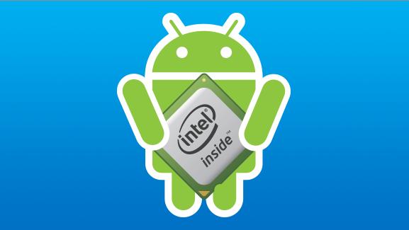 Android IA Intel