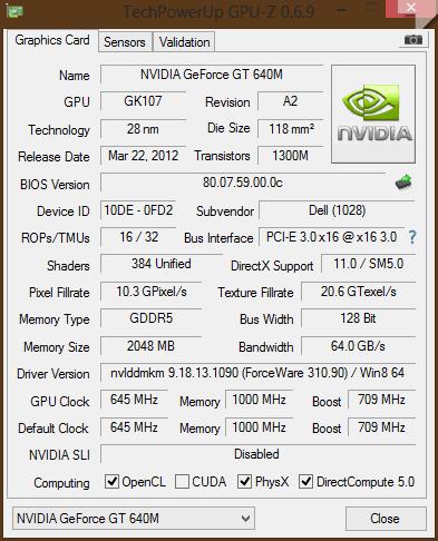 GPU-Z 0.6.9