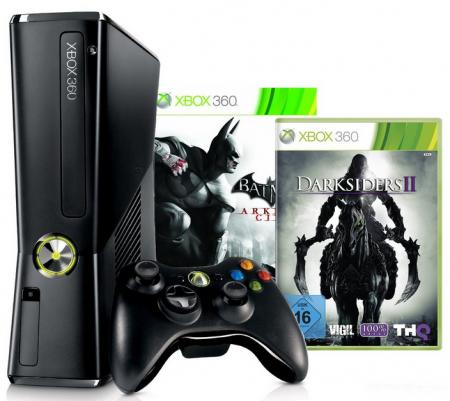 Bon plan Xbox 360 250 Go
