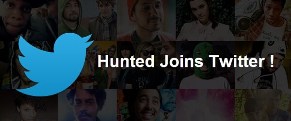 we are hunted twitter