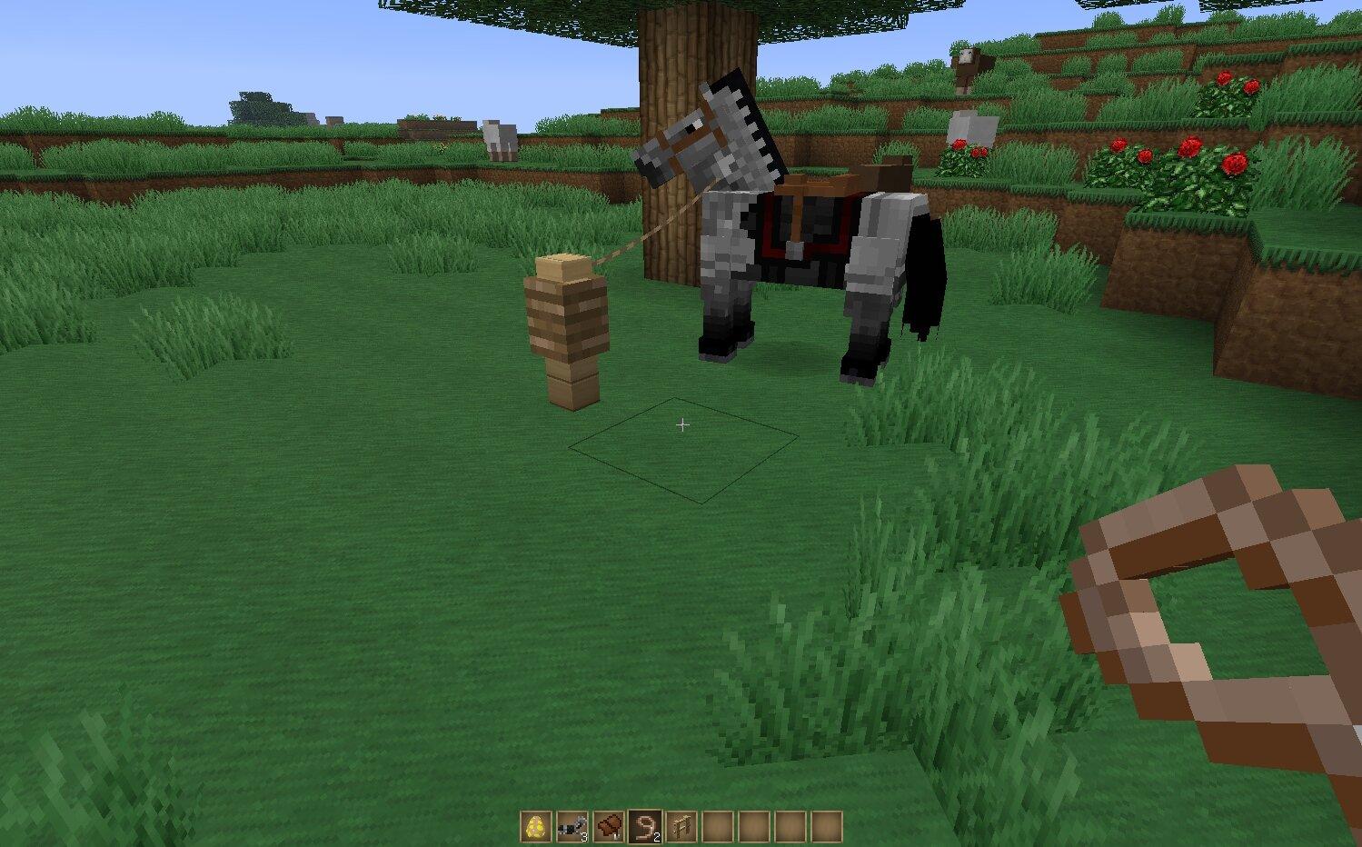 Selle cheval minecraft - Cheval minecraft ...