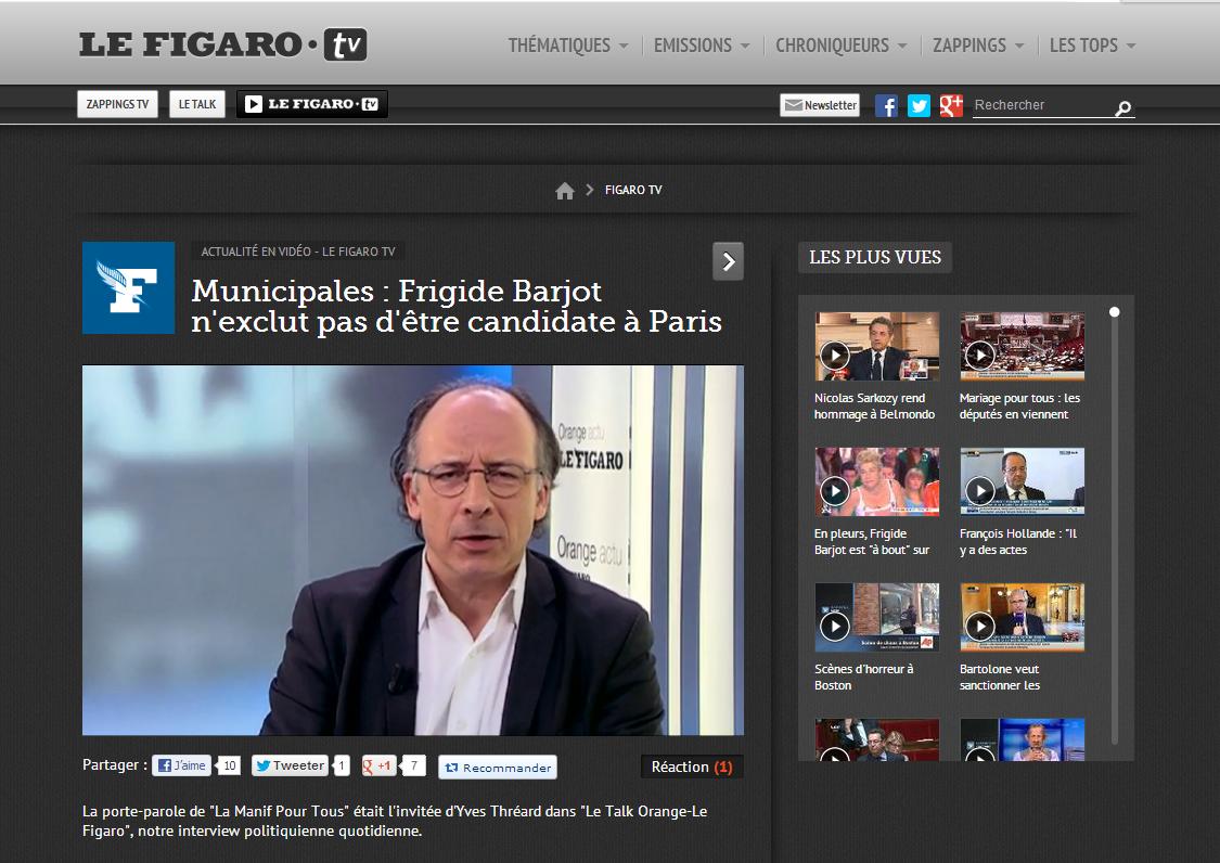 """Résultat de recherche d'images pour """"figaro tv"""""""