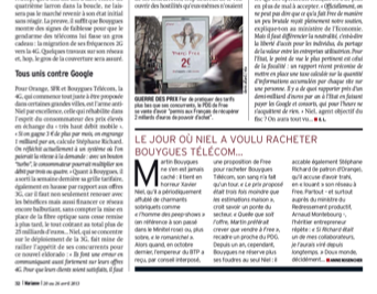 Marianne Niel Bouygues Telecom
