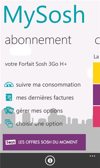 Mysosh Windows Phone