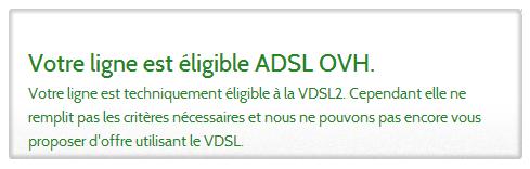 OVH VDSL2