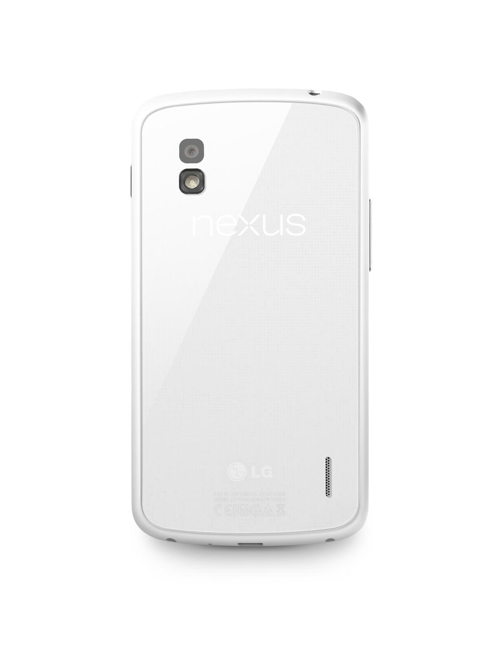 Nexus 4 Blanc