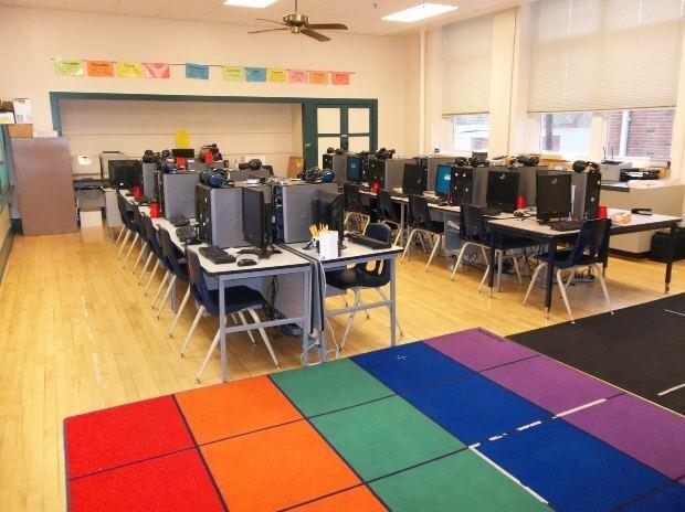 école ordinateur