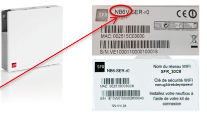 Neufbox NBV6