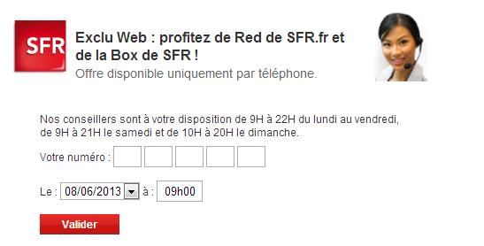 SFR Quad