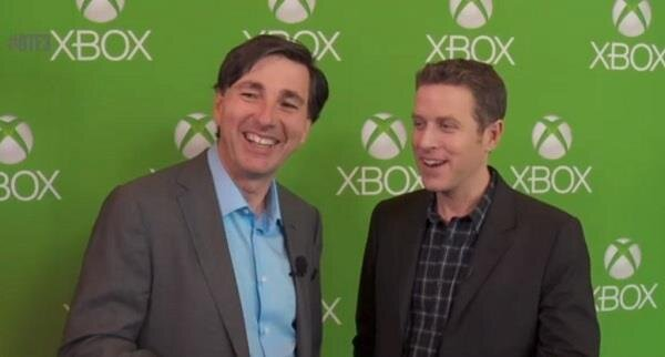 Don Mattrick Gametrailers