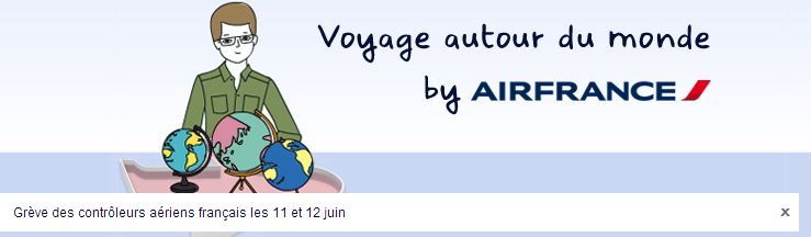 Calendrier Greves Air France.Controleurs Aeriens En Greve Air France Met A Jour Son