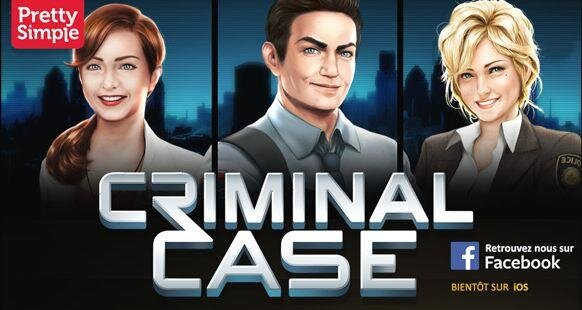 Criminal Case sur Facebook est un très beau jeu d'énigmes qui est bien connu et réputé entre les joueurs.Vous êtes alors un policier qui devra déchiffrer les ...