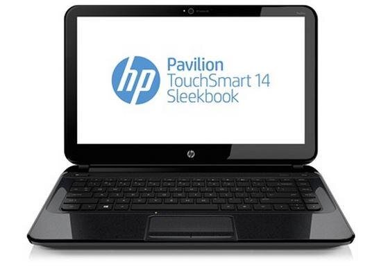 portable tactile HP 14-b155sf