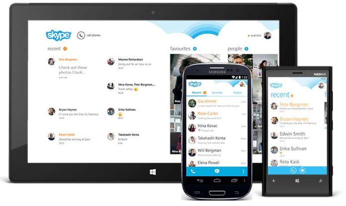 Skype communauté datant choses à parler de rencontres en ligne