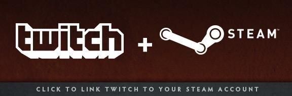Twitch Valve Steam