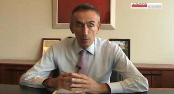 Jean-Ludovic Silicani ARCEP