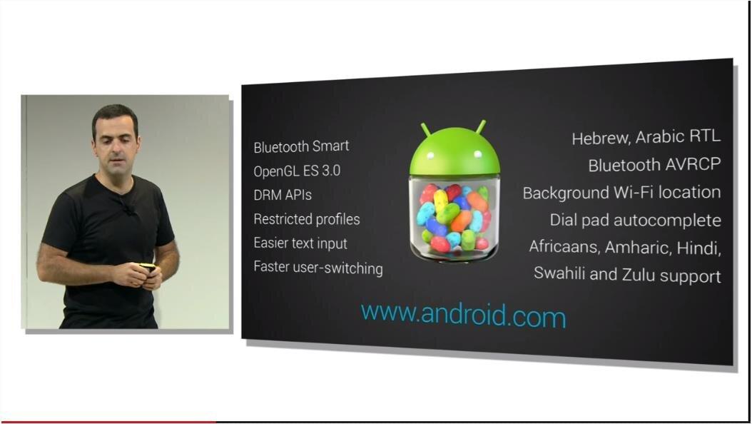 Android 4.3 officialisé ainsi que Chromecast : le partage ...