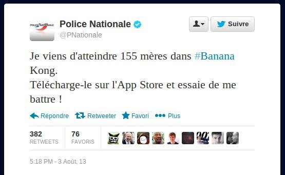 Twitter Fail Police Nationale