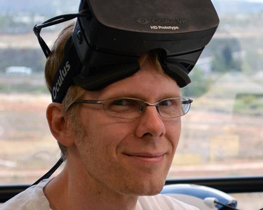 John Carmack Oculus VR Rift