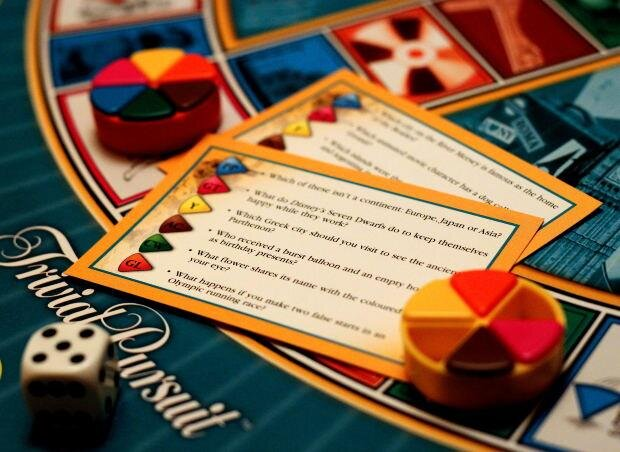 Trivial Pursuit (Morguefile)