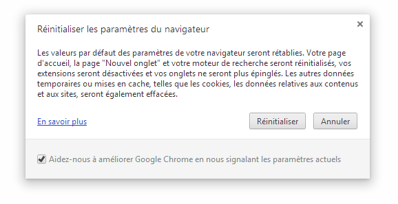 Google Chrome 29